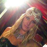 Nicky Hilton snapped a selfie before heading to the Lanvin party in Paris. Source: Instagram user nickyhilton