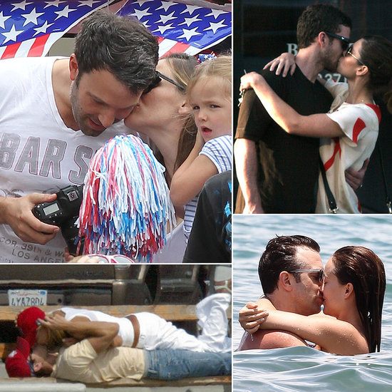 See Sparks Fly With 50 Hot PDA Pictures