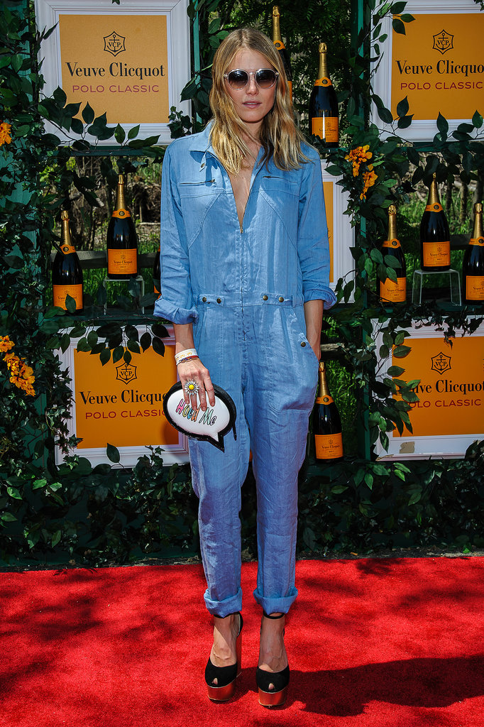 Celebrities Wearing Denim | POPSUGAR Fashion