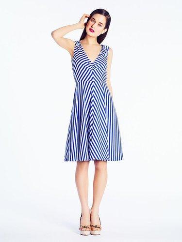 Striped ethel dress