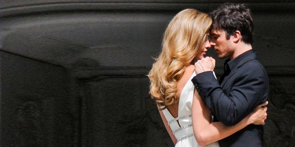 Ian Somerhalder's Italian Campaign Shoot Takes a Very Sexy Turn