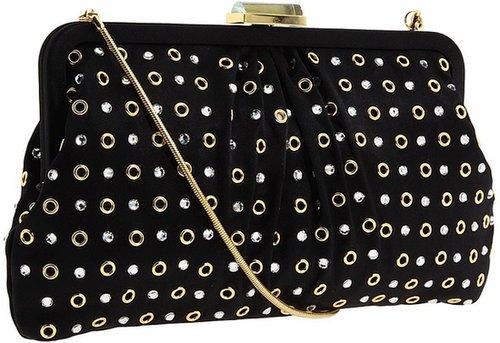Franchi Handbags - Tami (Black) - Bags and Luggage