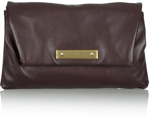 McQ Alexander McQueen Albion leather shoulder bag