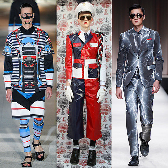 The Most Shocking Moments From Men's Fashion Week