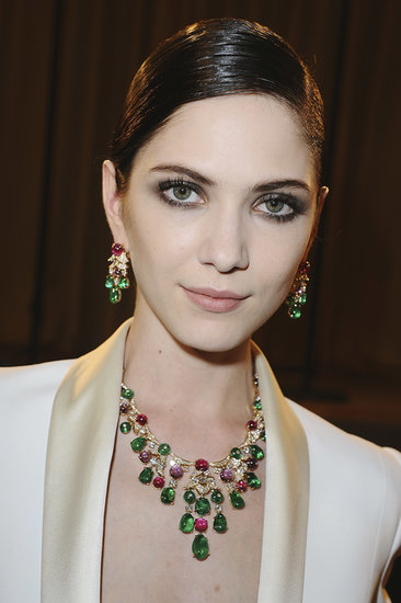 Pieces from Bulgari's Diva fine jewelry collection.  Photo courtesy of Bulgari