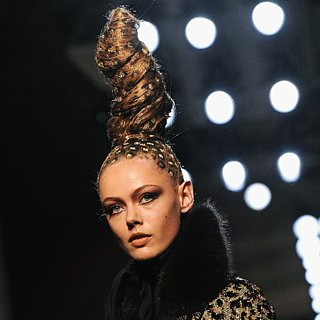 Beauty Looks at Jean Paul Gaultier 2013 Paris Fashion Week