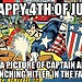 Nothing like a Hitler-Captain America fight to brighten your day. 