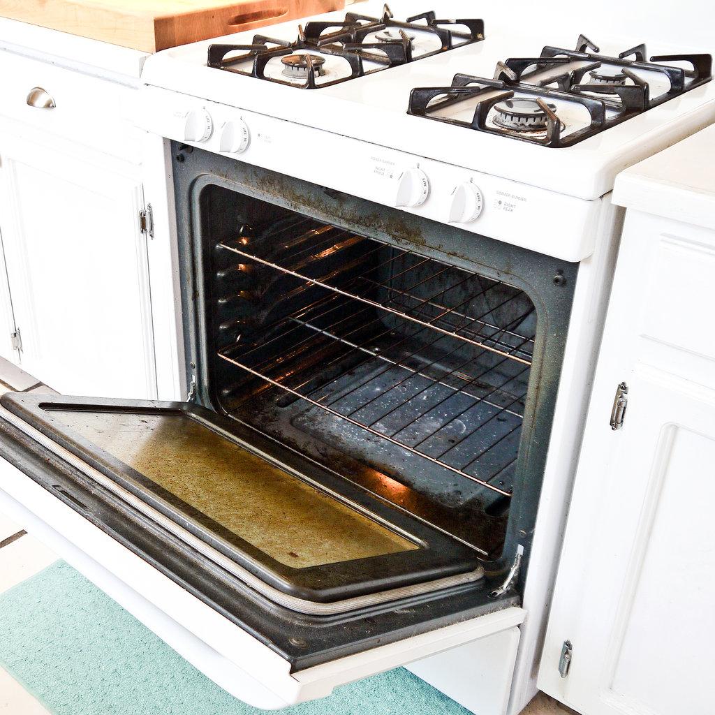 Как очистить духовку от жира и нагара 10 домашних 22