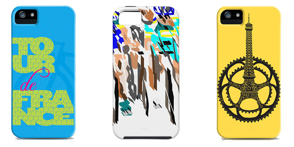 Trophy-Worthy iPhone Cases For the Tour de France