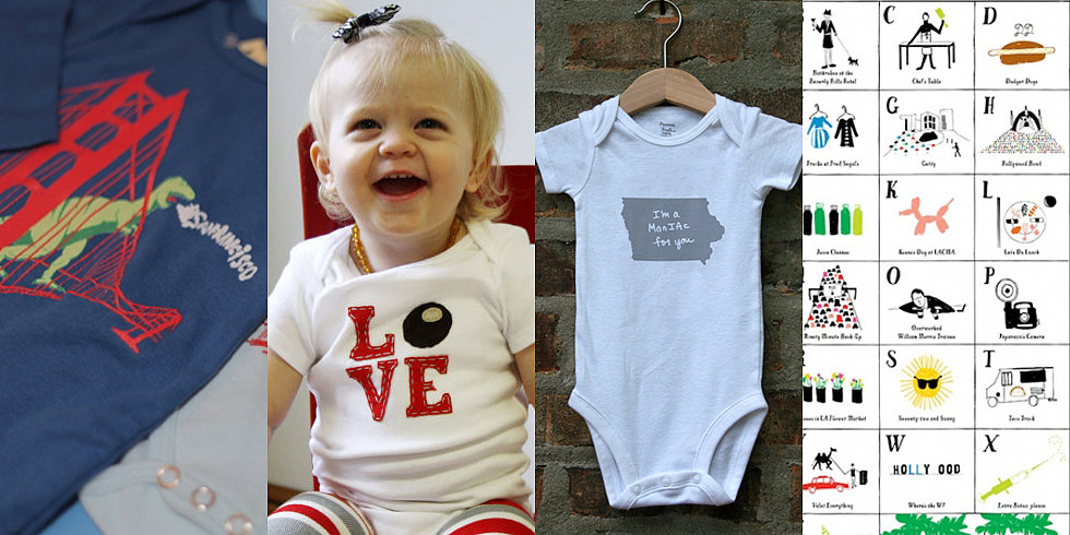 Made in America! 50 Great Baby Gifts For All 50 States