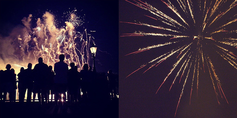 8 Creative Ideas For Fireworks Photography