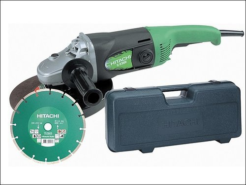 G23SS Angle Grinder with Diamond Blade & Case 240 Volt | Power Tools 2 Buy