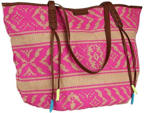 Billabong - More Please Tote Bag (Fiesta Fuchsia) - Bags and Luggage
