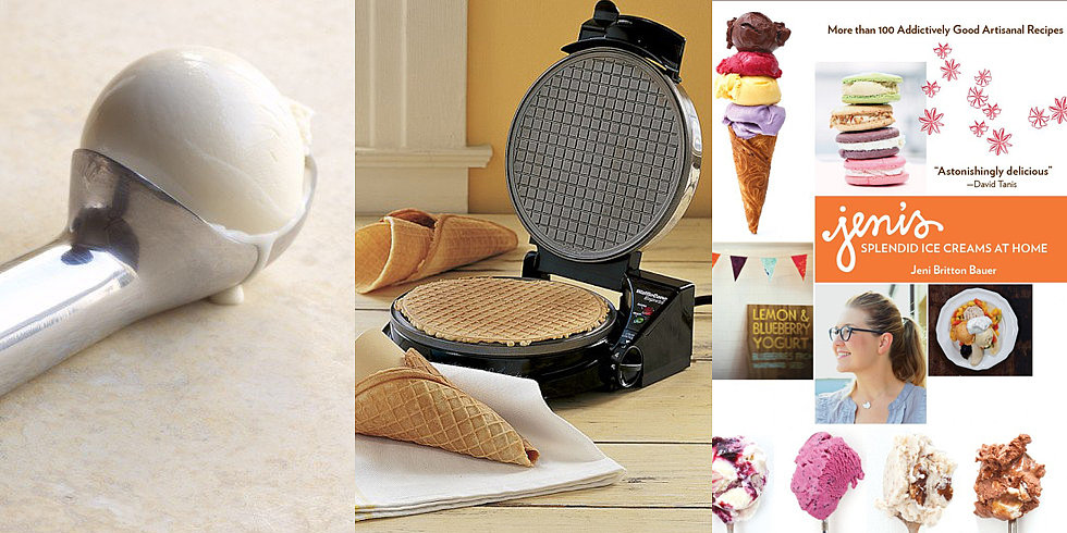 Stay Cool All Summer Long With 7 Ice-Cream-Making Accessories