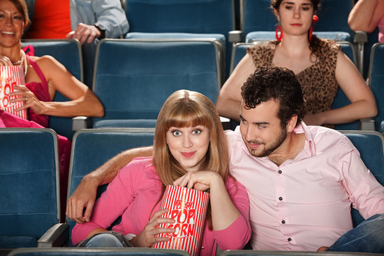 Seeing a Movie on the First Date