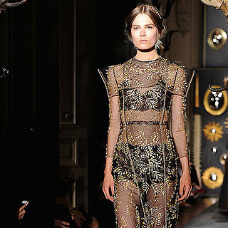 Valentino Runway: 2013 Fall Paris Haute Couture Fashion Week
