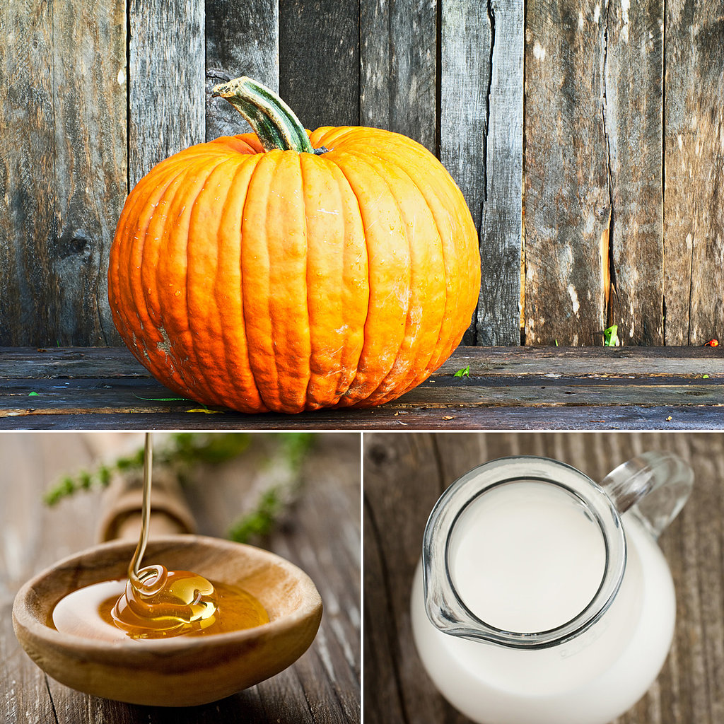 Reuse all your leftover pumpkin from the holidays with this face mask that's packed with vitamins. And it's great for oily skin types.