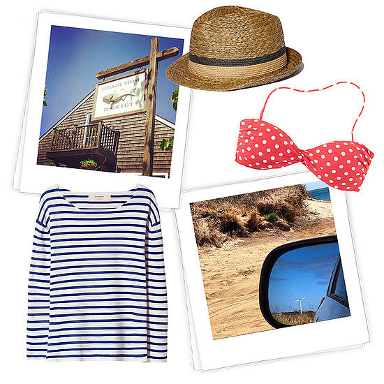 Heading to Nantucket this Summer? Here's what to wear, you lucky duck.