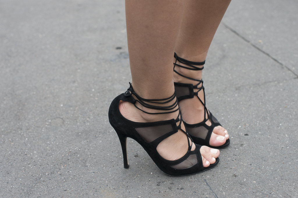 These heels were made for strutting — not walking.