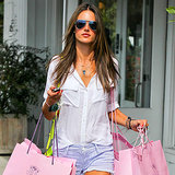 Let Alessandra Ambrosio's Best Street-Style Moments Give Your Summer Look a Boost