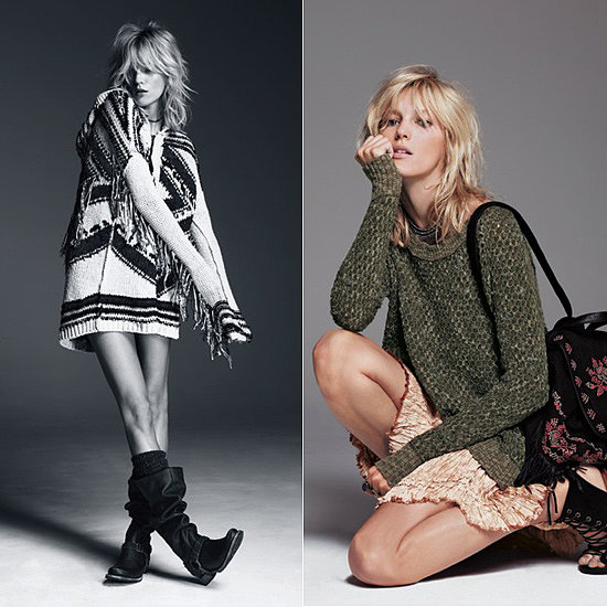 Western Boheme: Anja Rubik Fronts Free People's Latest Campaign