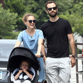Natalie Portman Shopping With Aleph in LA | Pictures