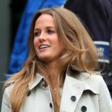 Andy Murray's Girlfriend Kim Sears Hair Look