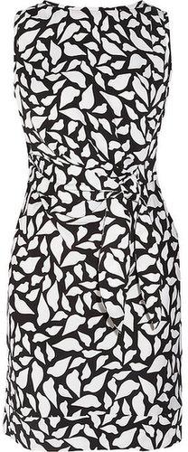 Diane von Furstenberg New Della stretch-silk dress