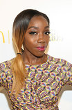 Estelle's ombré proved that this trend isn't going anywhere anytime soon.