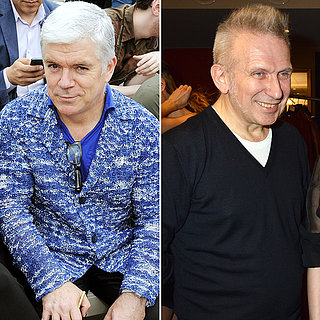 Jean Paul Gaultier Tim Blanks Feud