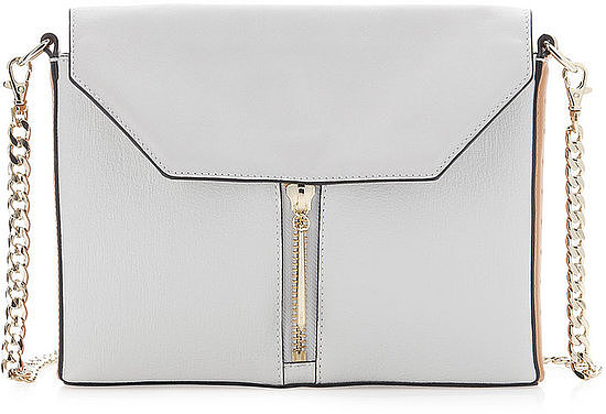Whether you're a lady who lunches, or not, you can still appreciate the posh appeal of this Pour la Victoire Provence Zip-Front Crossbody Bag ($93, originally $185).