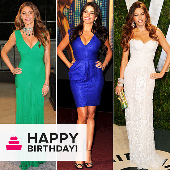 Happy Birthday, Sofia Vergara! Celebrate With the Star's Sexiest Looks