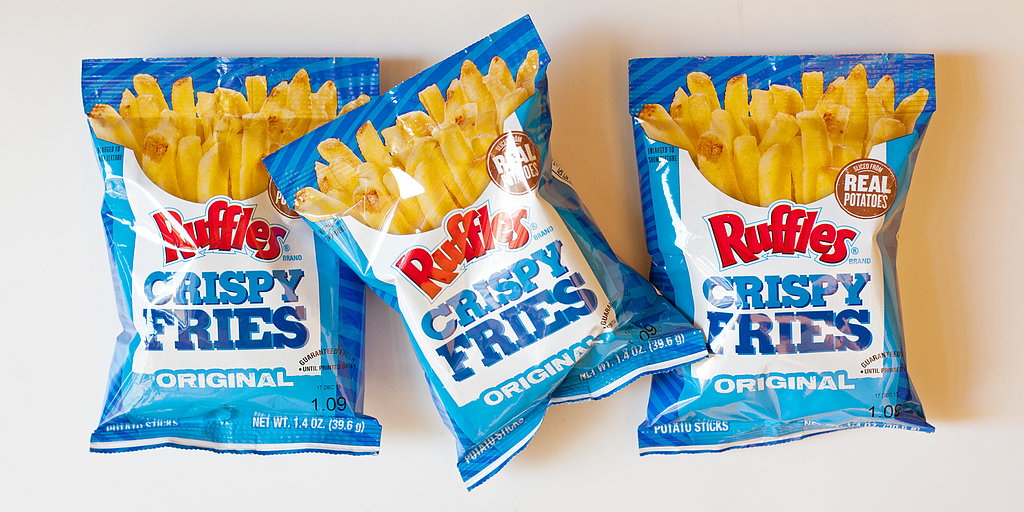 Ruffles Crispy Fries: Worth a Taste?