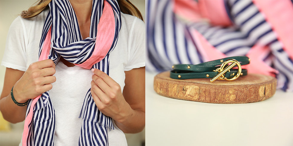 Daily Obsession: Gorjana & Griffin Scarf — With an Exclusive Offer!