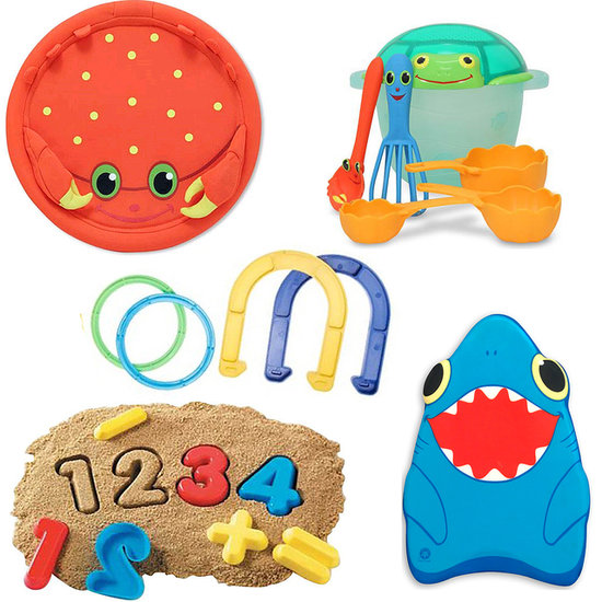 The Best Toys For Beach Bound Tots