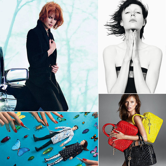 DKNY, Miu Miu, Bottega Veneta, and the Best of A/W 2013 Ad Campaigns