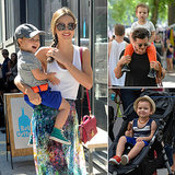 Flynn Bloom's Fun Week in NYC With Miranda and Orlando