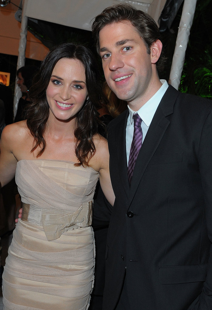 Emily and John attended the 16th Annual ELLE Women in Hollywood Tribute in Beverly Hills in Oct. 2009.