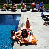 Sofia Vergara laid out by a pool in June 2013. Source: Who Say user Sofia Vergara