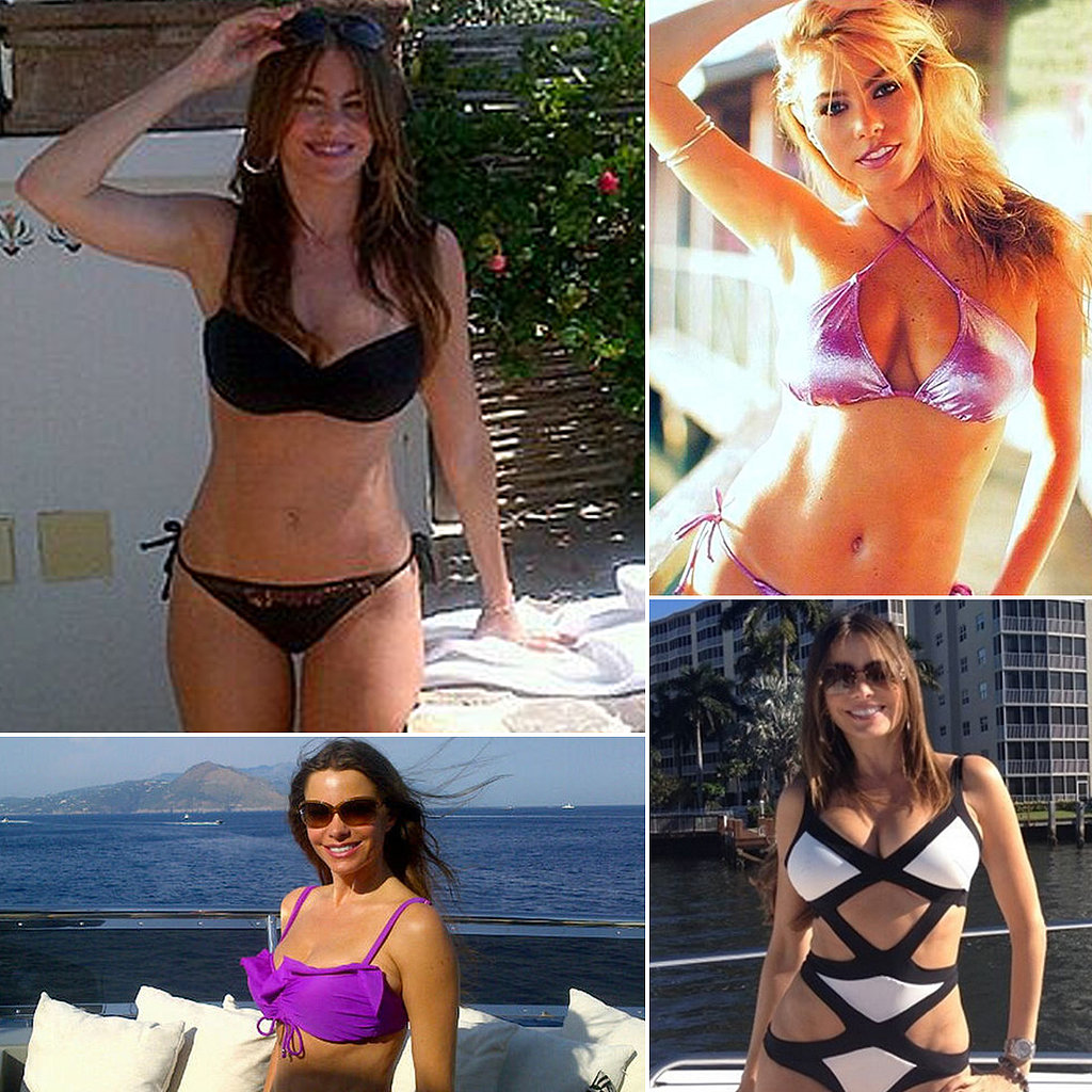 Celebrate Sofia Vergara's 41st Birthday With Her Best Bikini Shots!