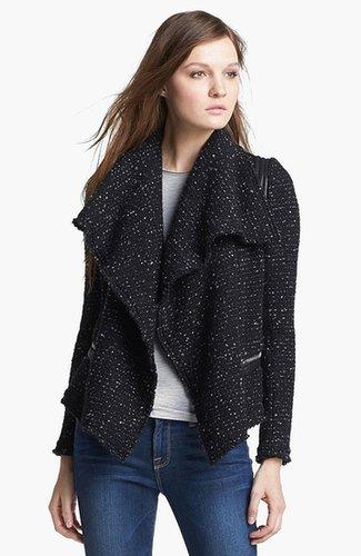 IRO 'Lierane' Drape Collar Jacket