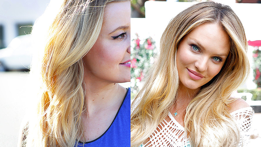 Bombshell Beauty: Get Victoria's Secret Waves at Home