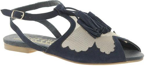 F-Troupe Tassel Flat Shoes