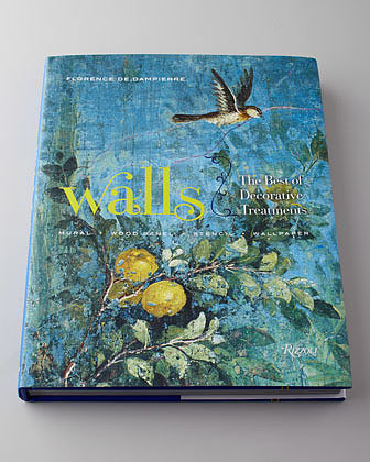 """""""Walls: The Best of Decorative Treatments"""" Book"""