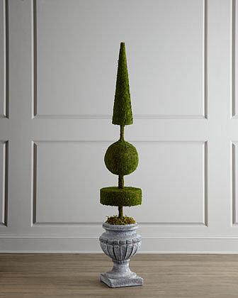 "Florence de Dampierre ""Villandry"" Topiary"