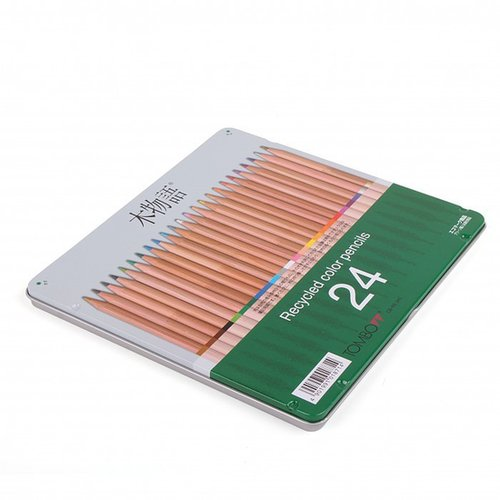 Tombow Set of 24 recycled color pencils