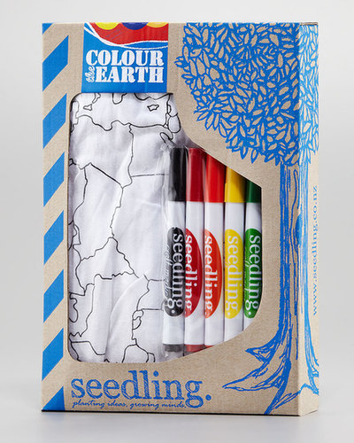 Seedling Color the Earth Kit