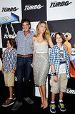 Blake Makes It a Family Affair at Ryan's NYC Premiere