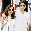 Keira Knightley and James Righton in London | Pictures