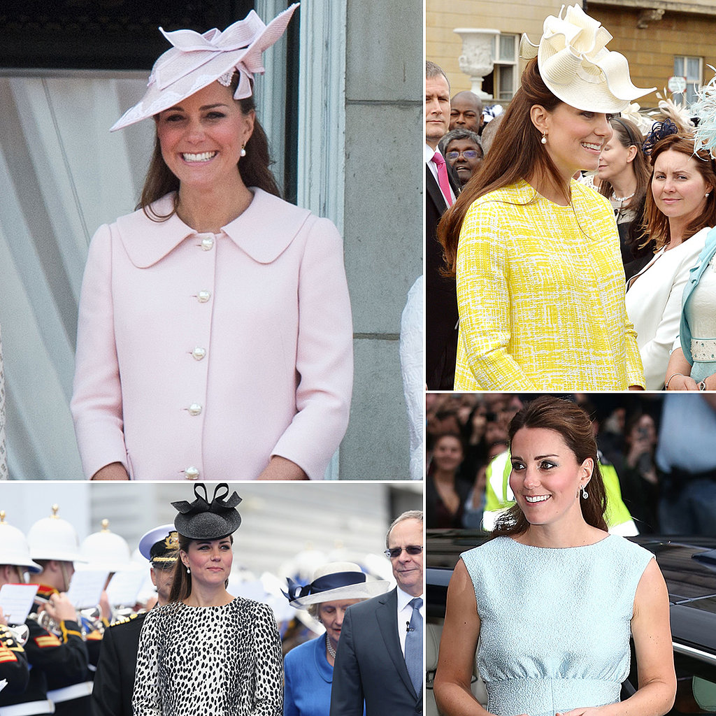Kate Middleton's a Mom! Look Back on Her Best Maternity Style Moments